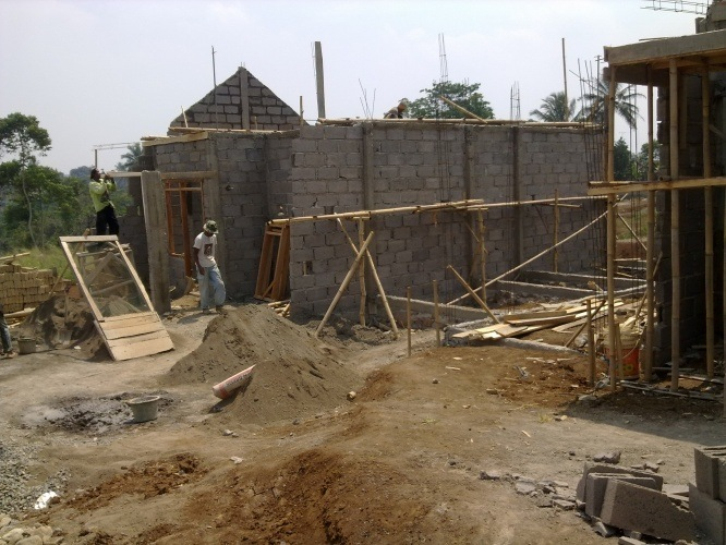 bangunan rumah